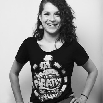 Anne Helm wie wir sie kennen: fröhlich, gutgelaunt, bescheiden und charmant. (foto: bartjez.cc)